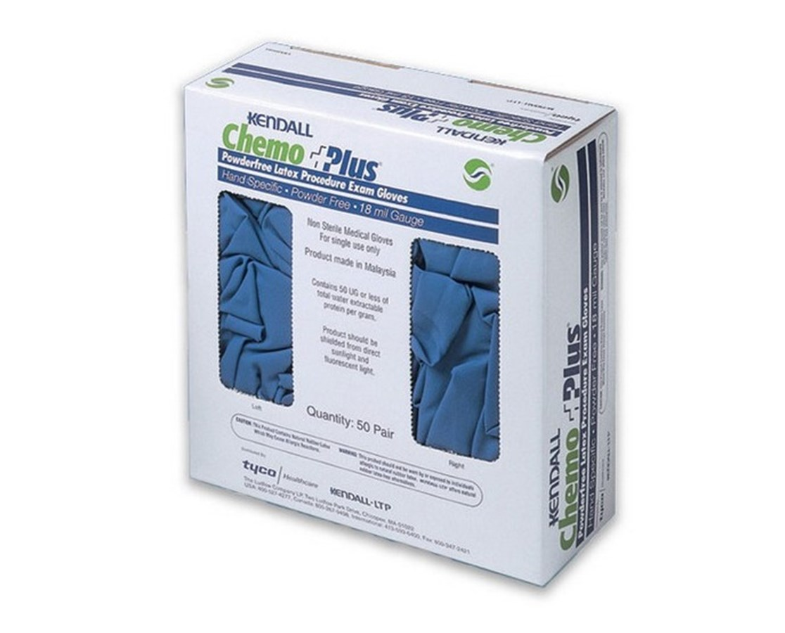 ChemoPlus Latex Gloves KENCT0192-1-