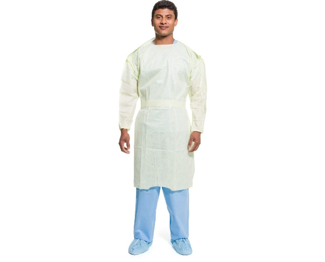Halyard KC200 Isolation Gown - Save at Tiger Medical Tiger Medical, Inc