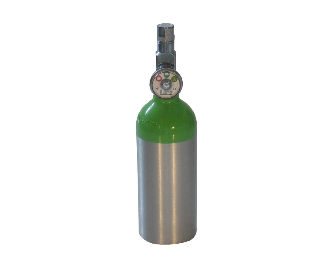 Oxygen Cylinder for StartSystem Emergency Oxygen LIFLIFE-O2-101