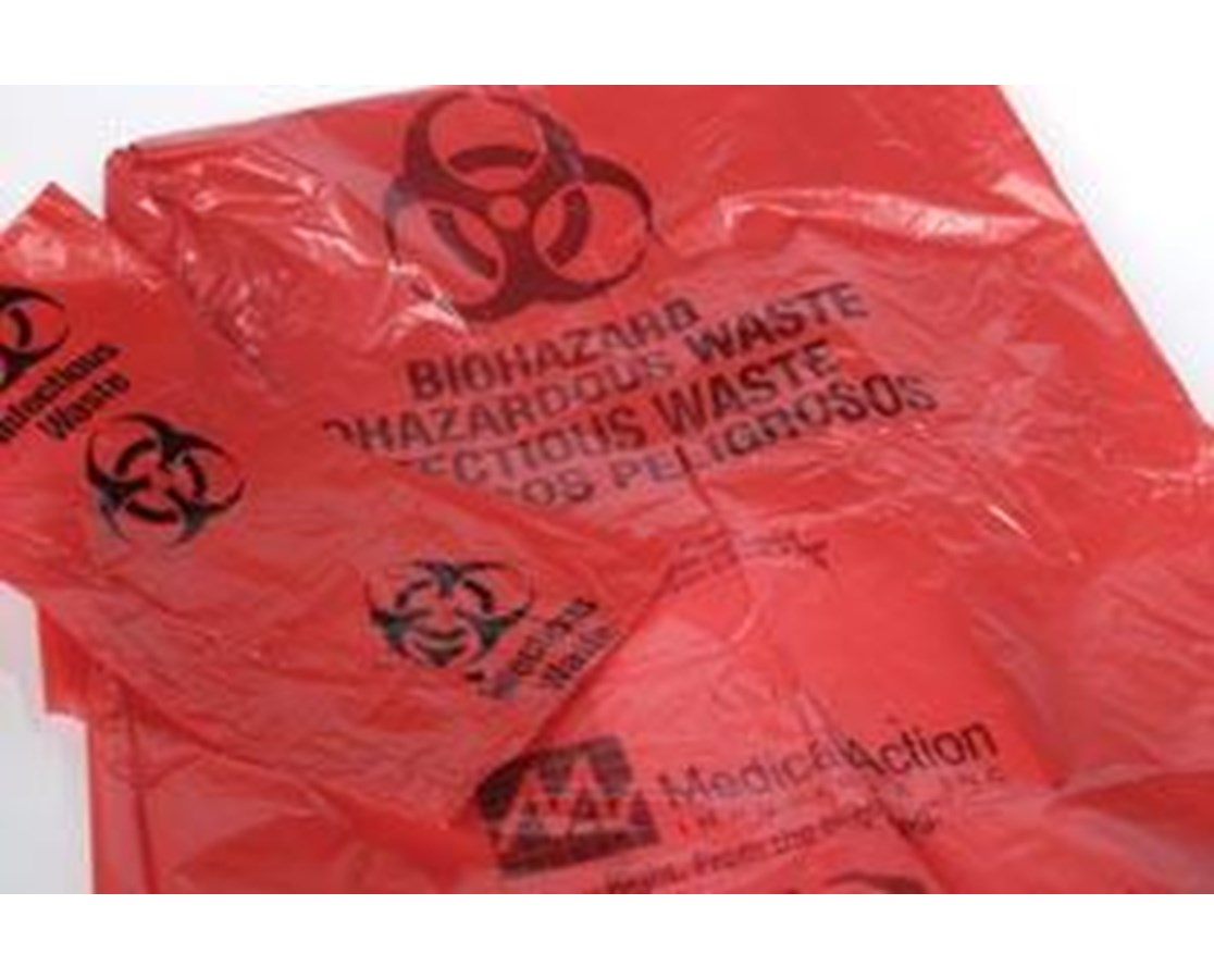 Infectious Waste Hamper Bags MAIRD610-