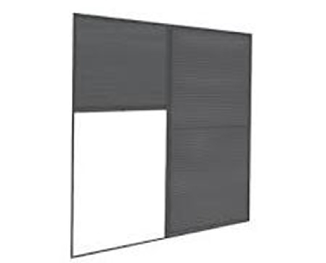 4-Post Security Shade / Tambour Door MAYSS3676-