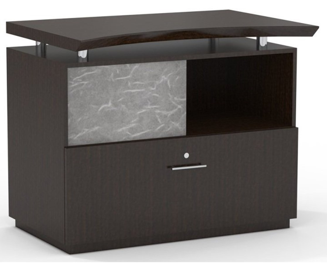 Sterling™ Series Single Drawer Lateral File Cabinet MAYSTERC