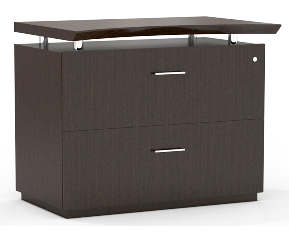 "Sterling™ Series 36"" Freestanding 2-Drawer Lateral File Cabinet MAYSTERCLF"