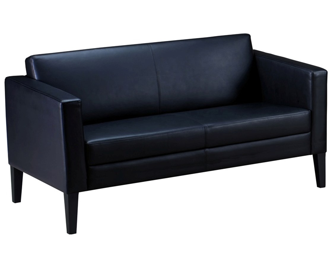 Prestige Series Leather Lounge Settee MAYVCL2