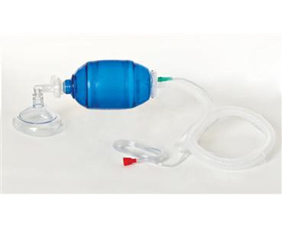 Adult Manual Resuscitator with Bag Reservoir MEDCPRM1116