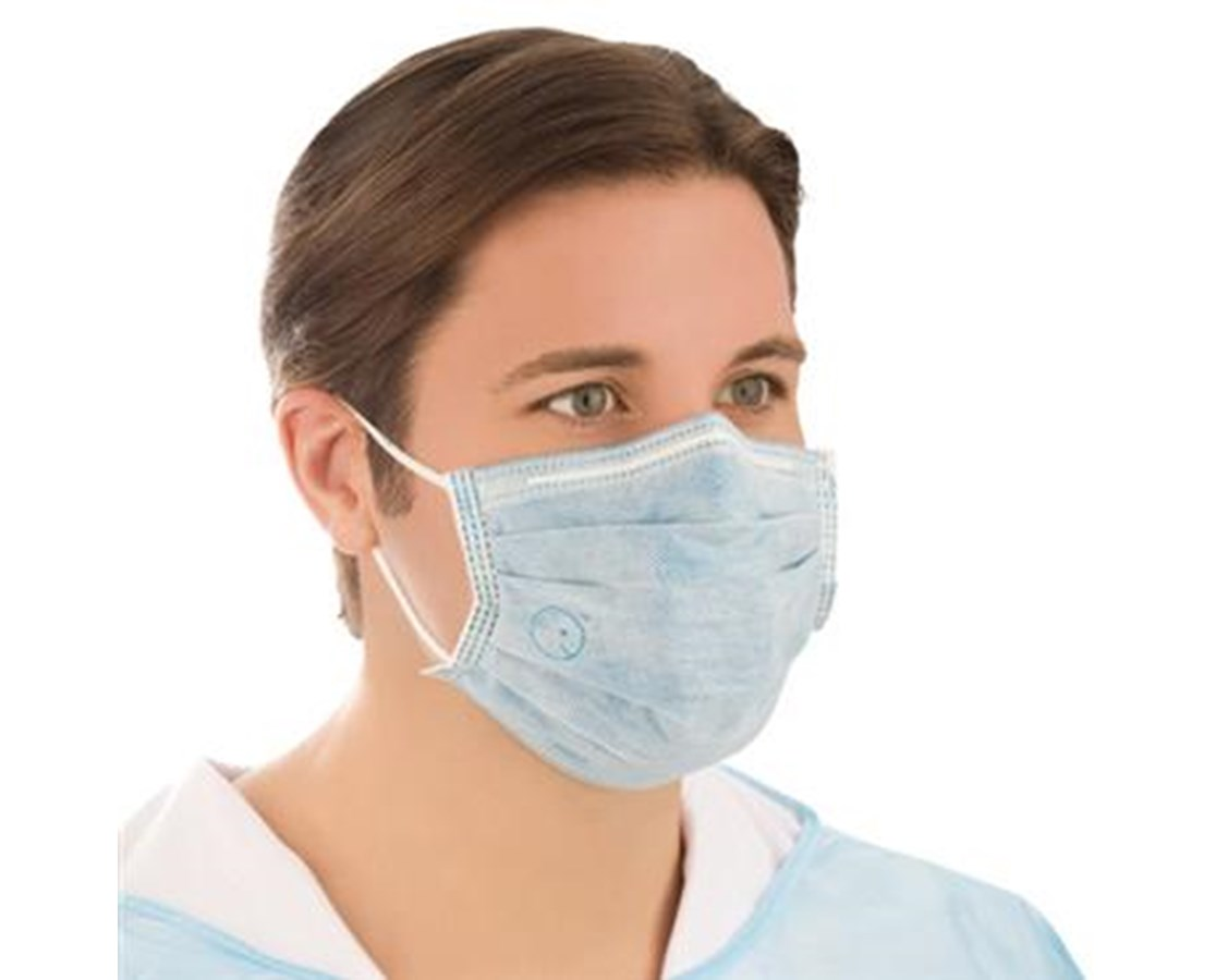 BioMask Antiviral Isolation Mask CURCUR384