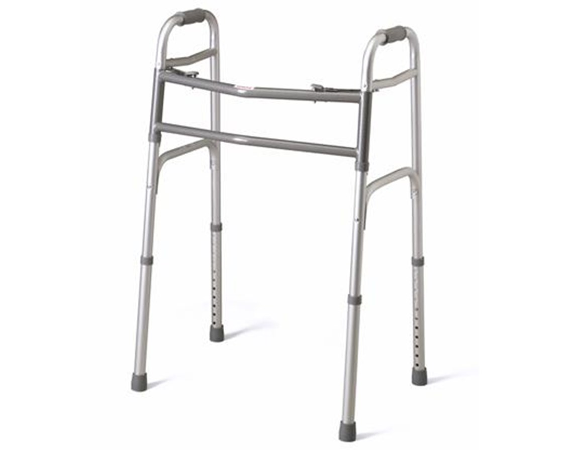 Bariatric Folding Walker MEDMDS86410XW
