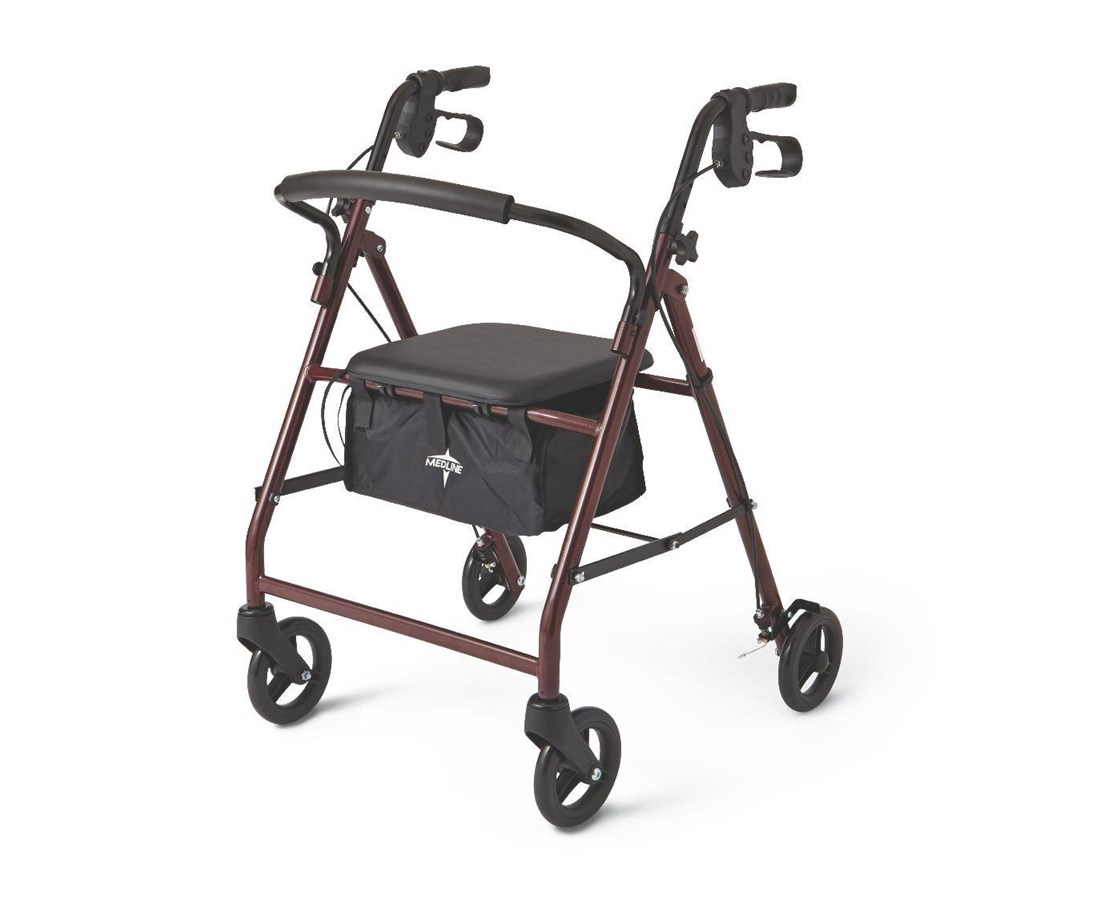Medline MDS86850E Guardian Basic Rollator