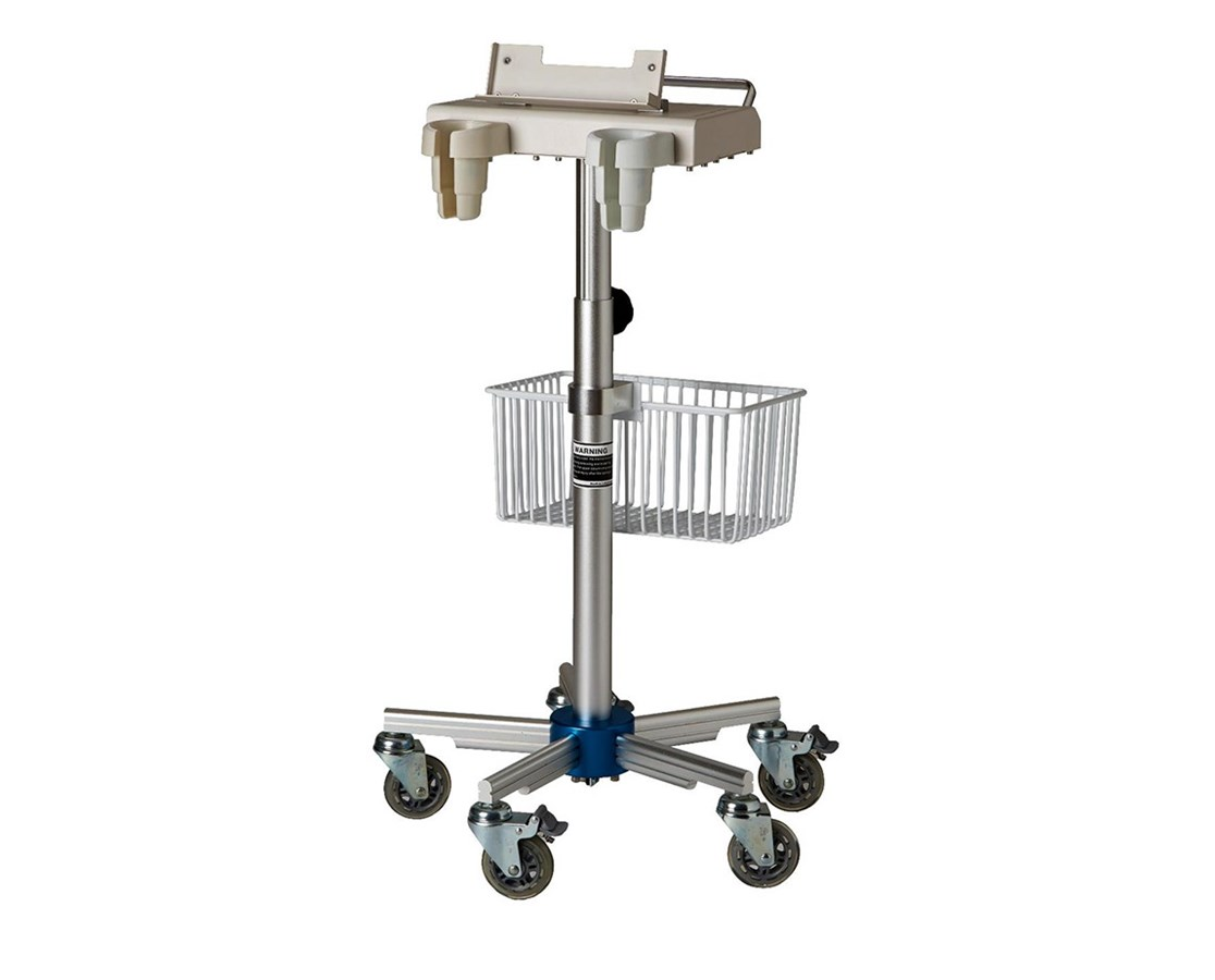 Medline MDS3110100032 BioCon®-500 Bladder Scanner Mobile Stand