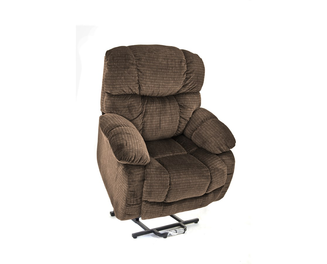 Petite Wall Hugger Bentley Reclining Power Lift Chair MED5955P  sc 1 st  Tiger Medical Inc & Med-Lift Bentley Full Sleeper - Reclining - FREE Shipping Tiger ... islam-shia.org
