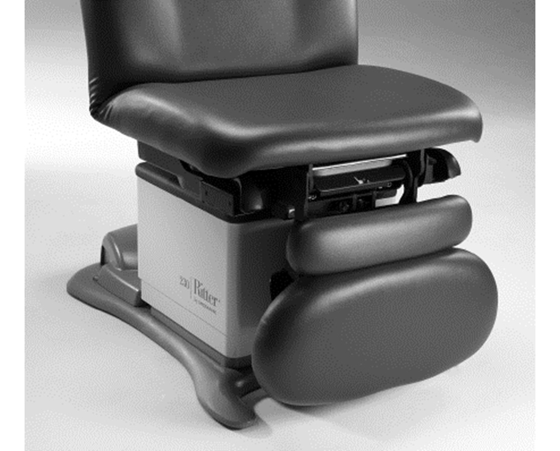 Foot Rest for Ritter 230 Universal Procedure Table MID9A337001-