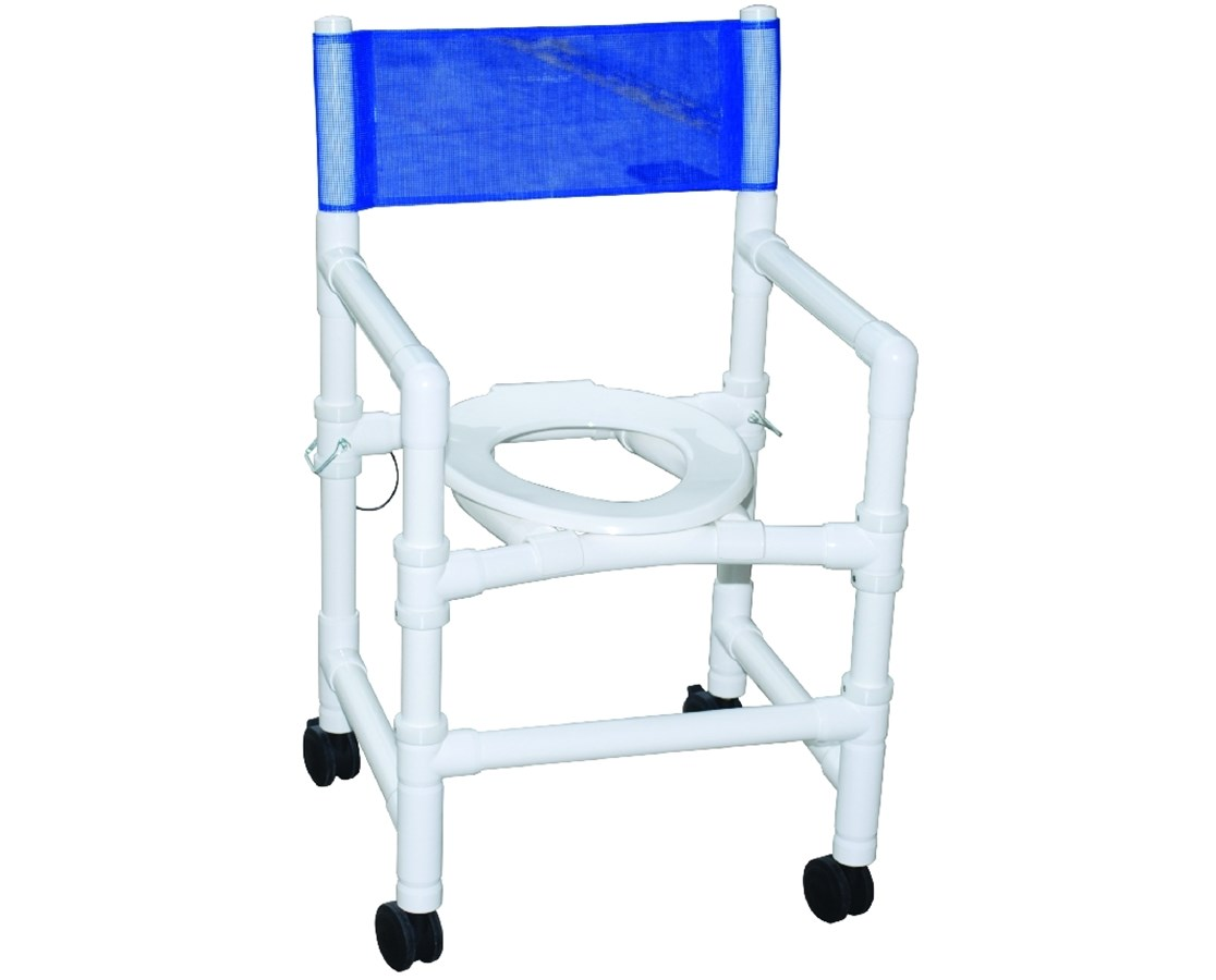 MJM Shower Commode with Folding Capacity - Save at Tiger Medical, Inc
