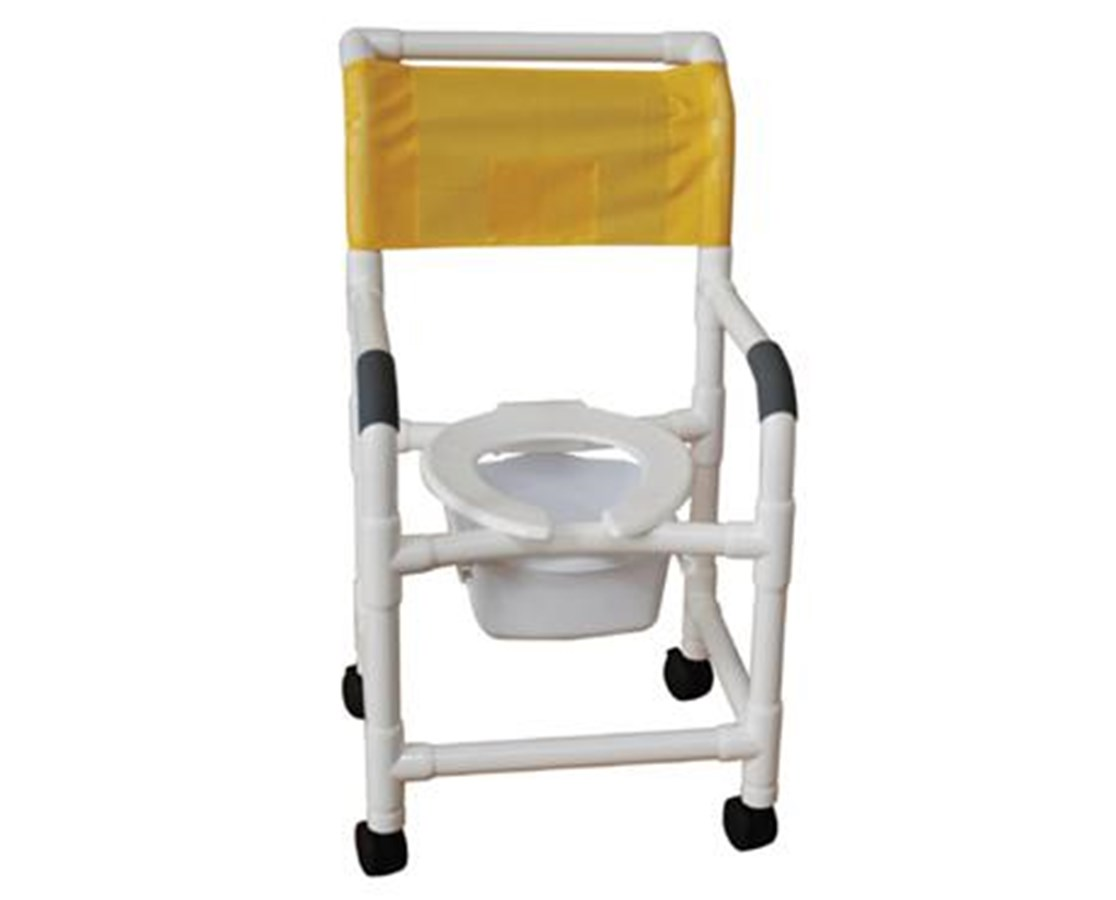 MJM Shower Chair with Flip Open Seat - Save at Tiger Medical, Inc