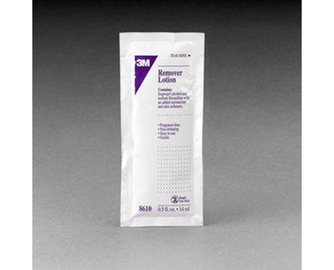 Remover Lotion, ½ oz Packet MMM8610