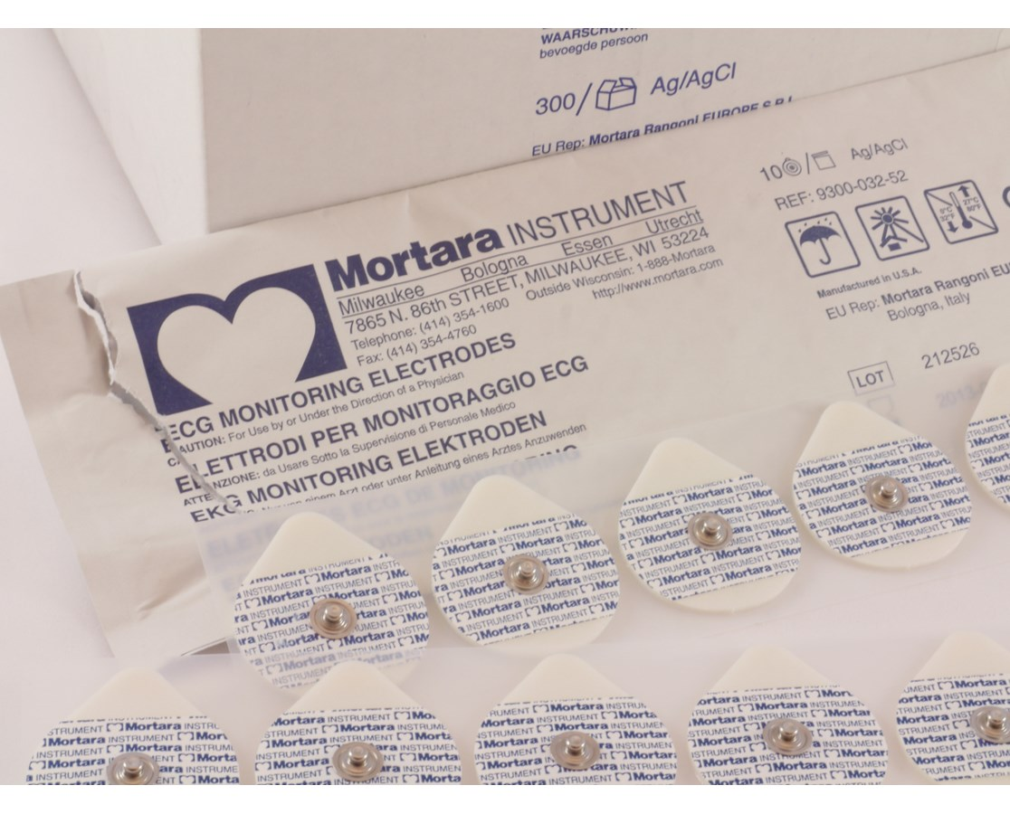 Mortara Burdick Accessories For Eli Ecgs MOR9300-032-50