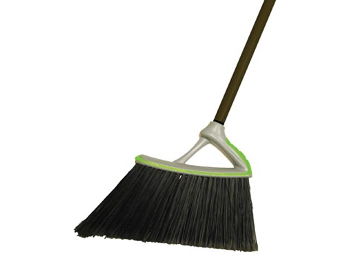 Broom with Plastic Removable Handle - 11/Cs NDCP121084_x11