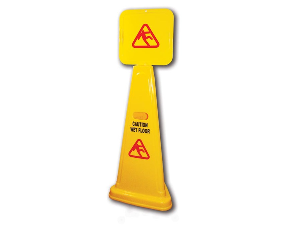 "Large ""CAUTION"" Cone NDCP124068_x4"
