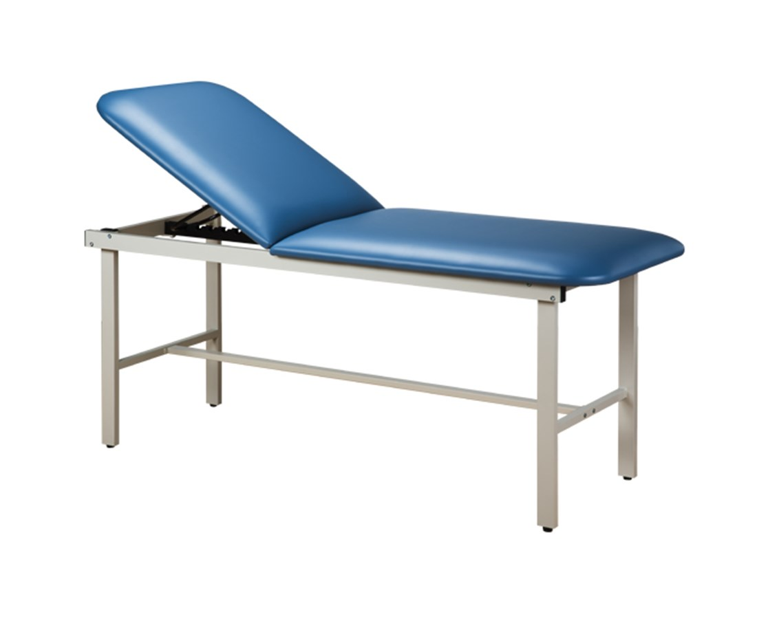 Clinton 3010 ETA Alpha Series H-Brace Treatment Table