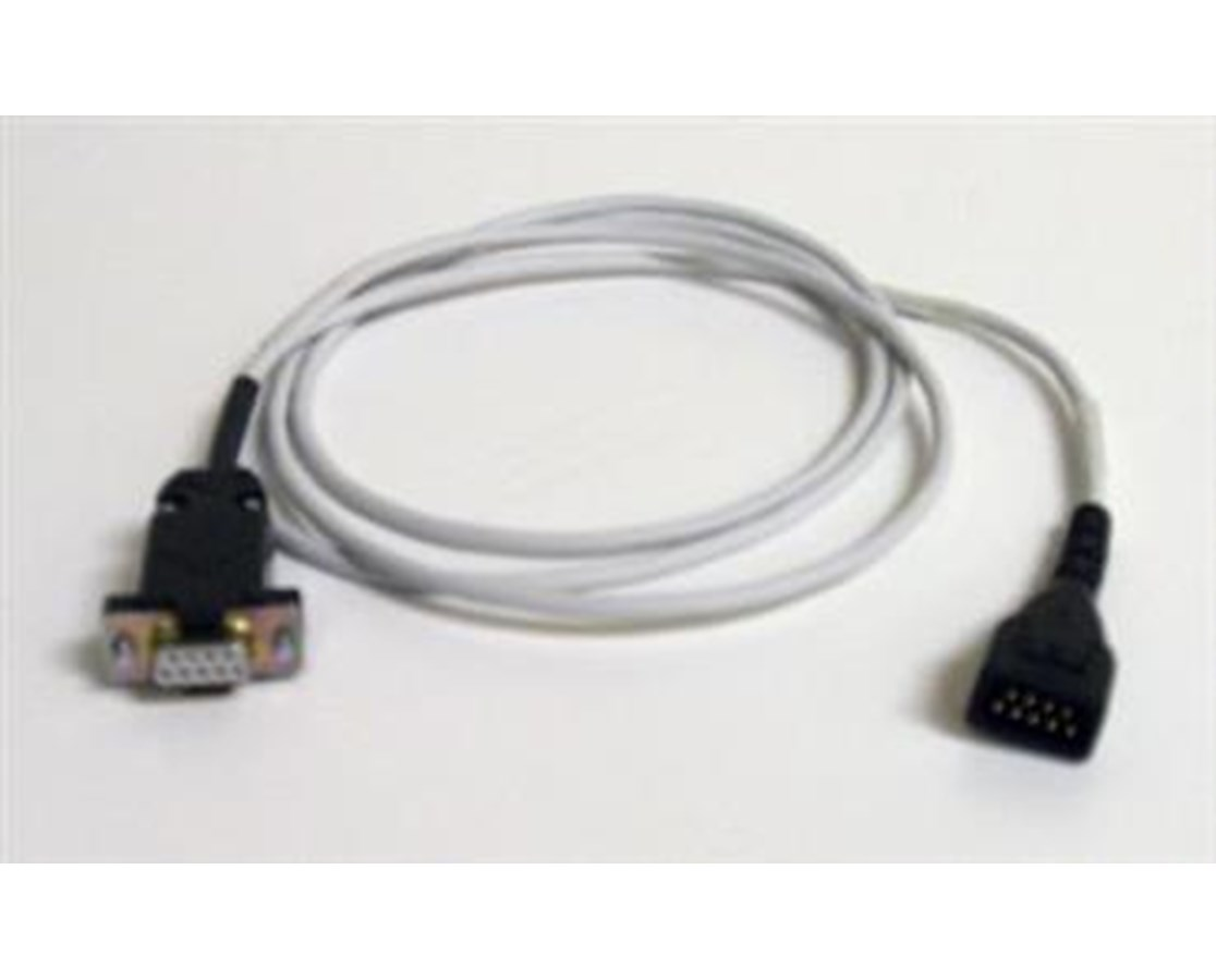 Serial Data Cable for PalmSAT, 8500, and 9840 Oximeters NON1000MC