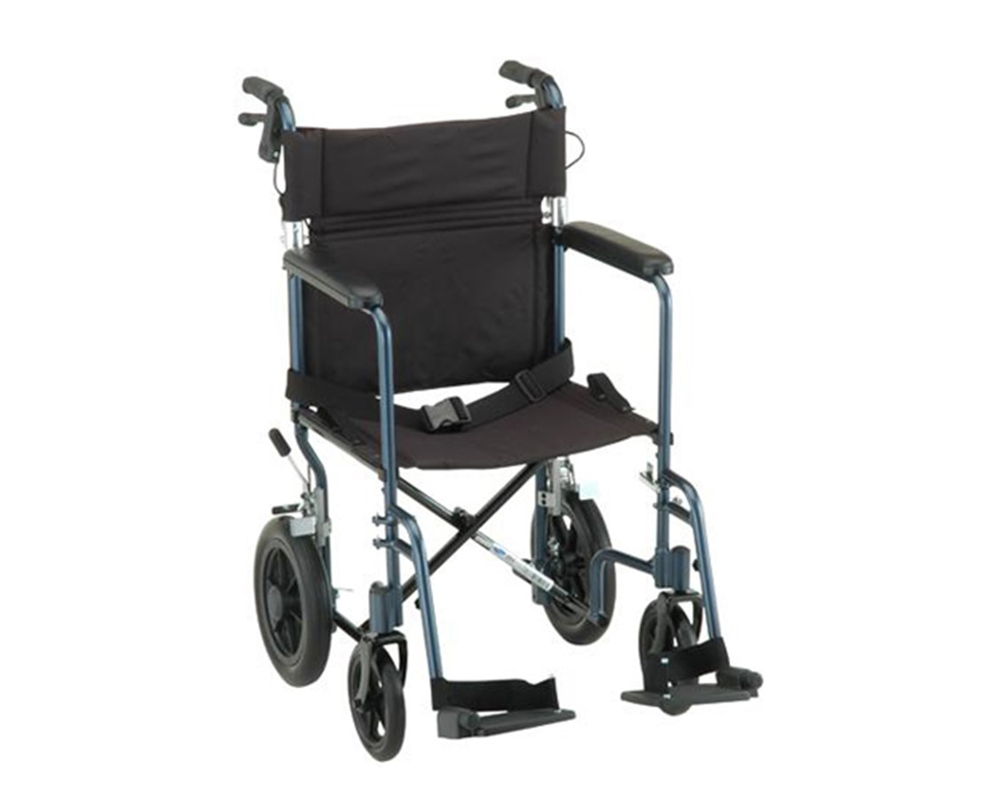 Nova 330B Lightweight Transport Chair