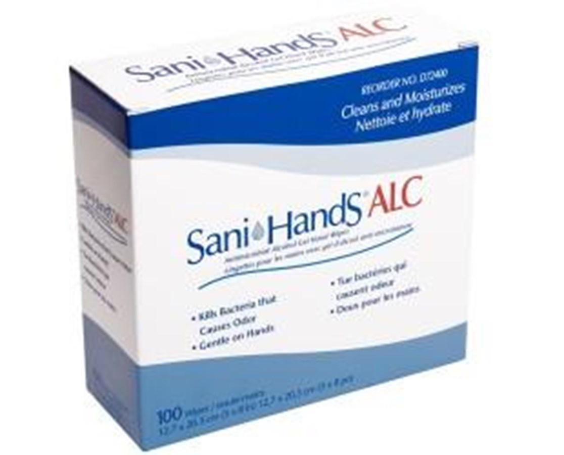 Sani-Hands ALC Handwipes