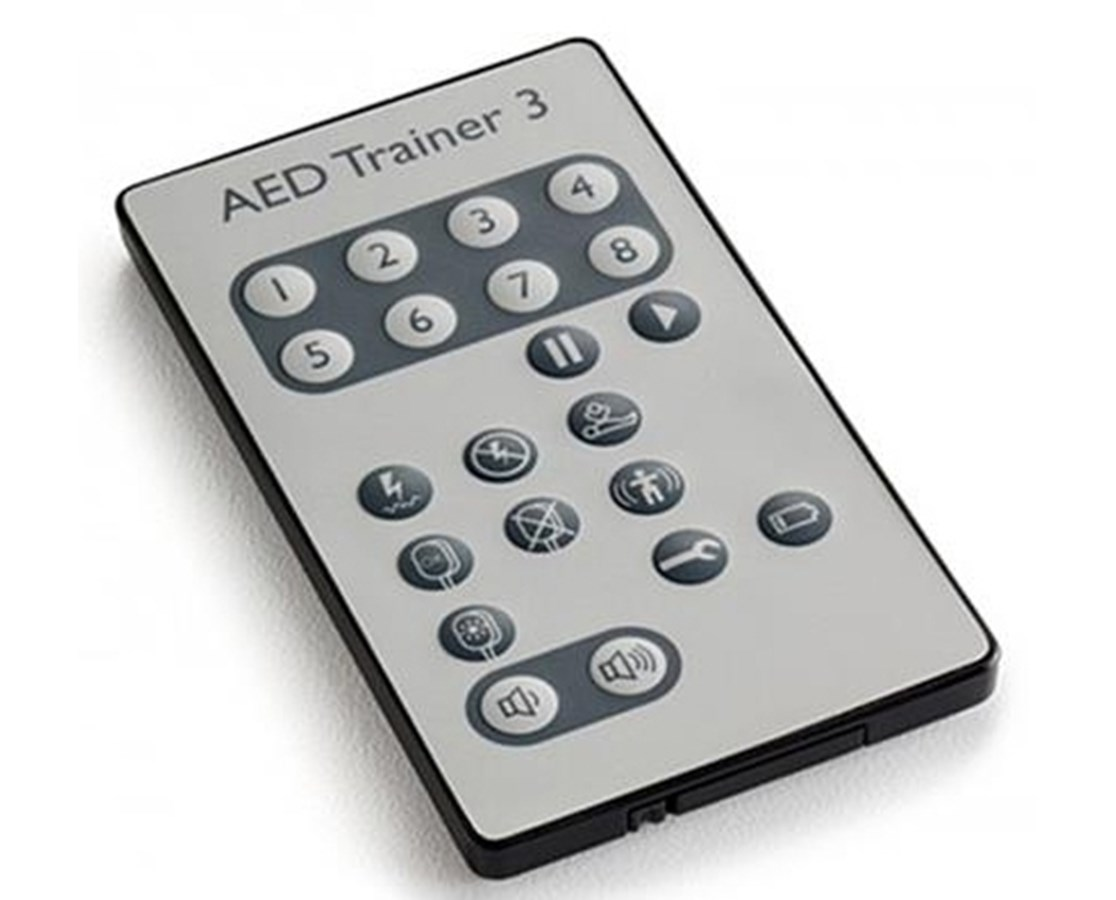 Remote Control for AED Trainer 3 PHI989803171631