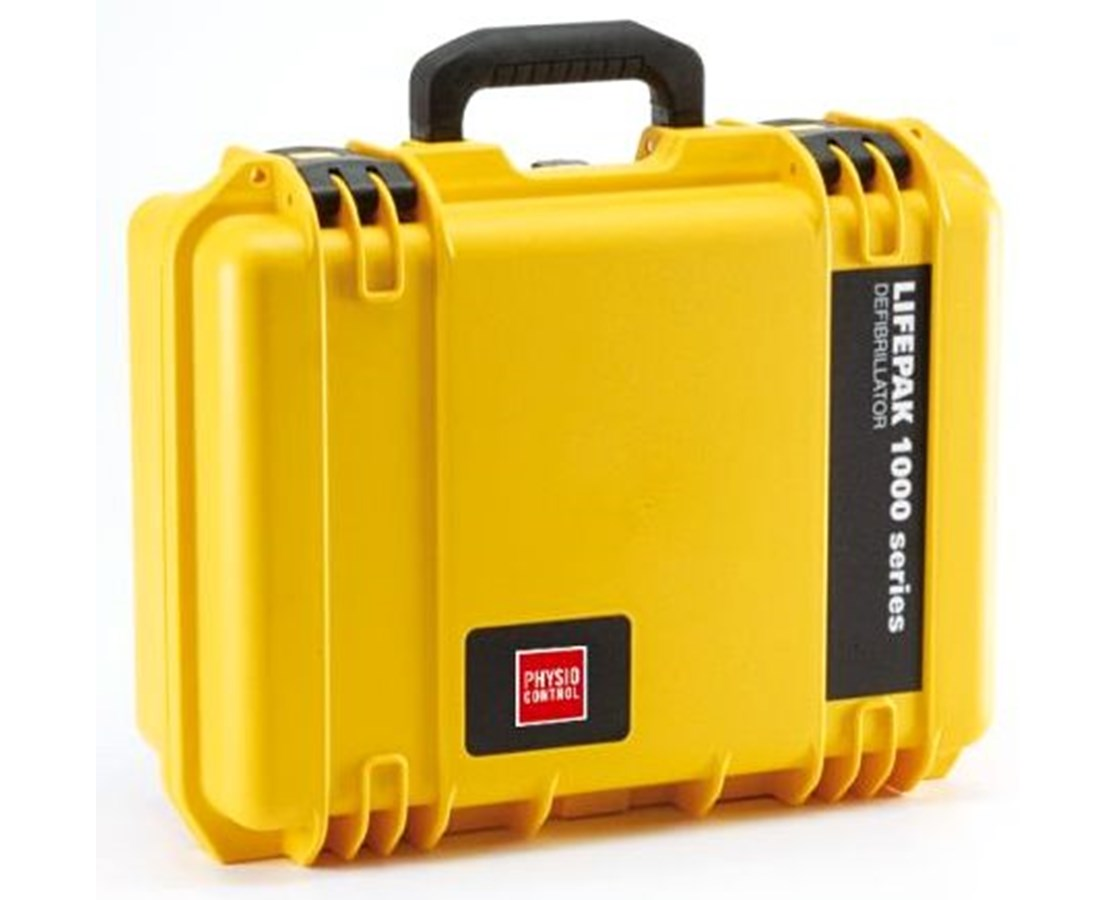 Hard Shell Carrying Case for LIFEPAK 1000 AED PHY11260-000023
