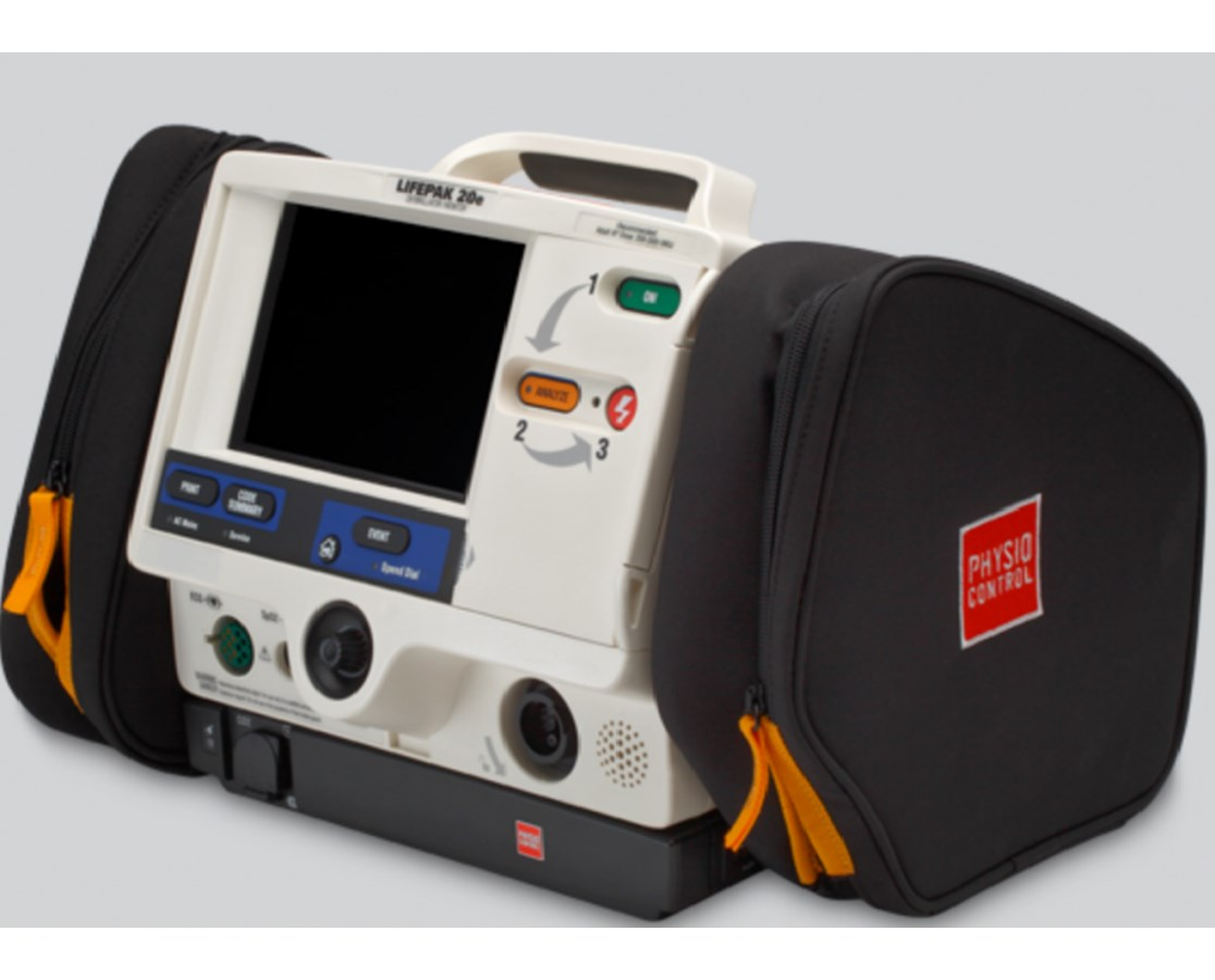 Carry Case for LIFEPAK 20e AED with Module PHY11260-000045