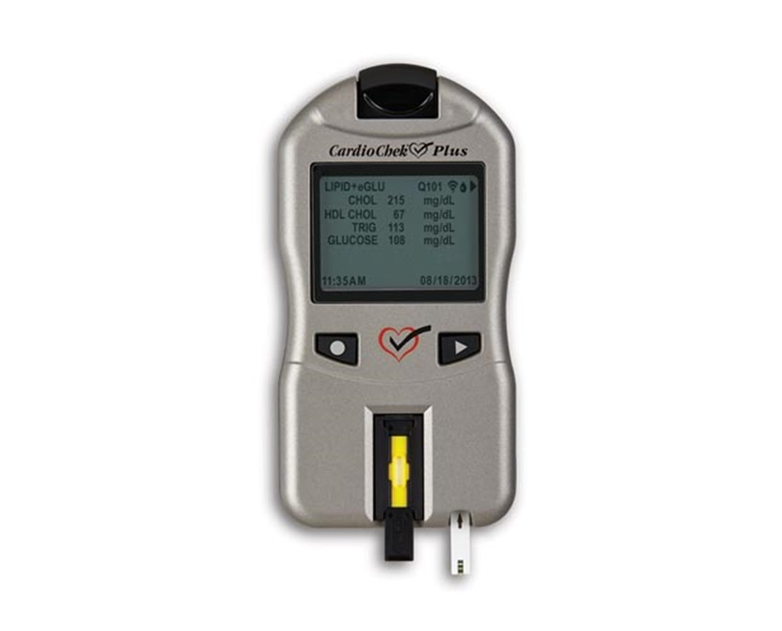 CardioChek Plus Cholesterol and Glucose Monitor PTS2700
