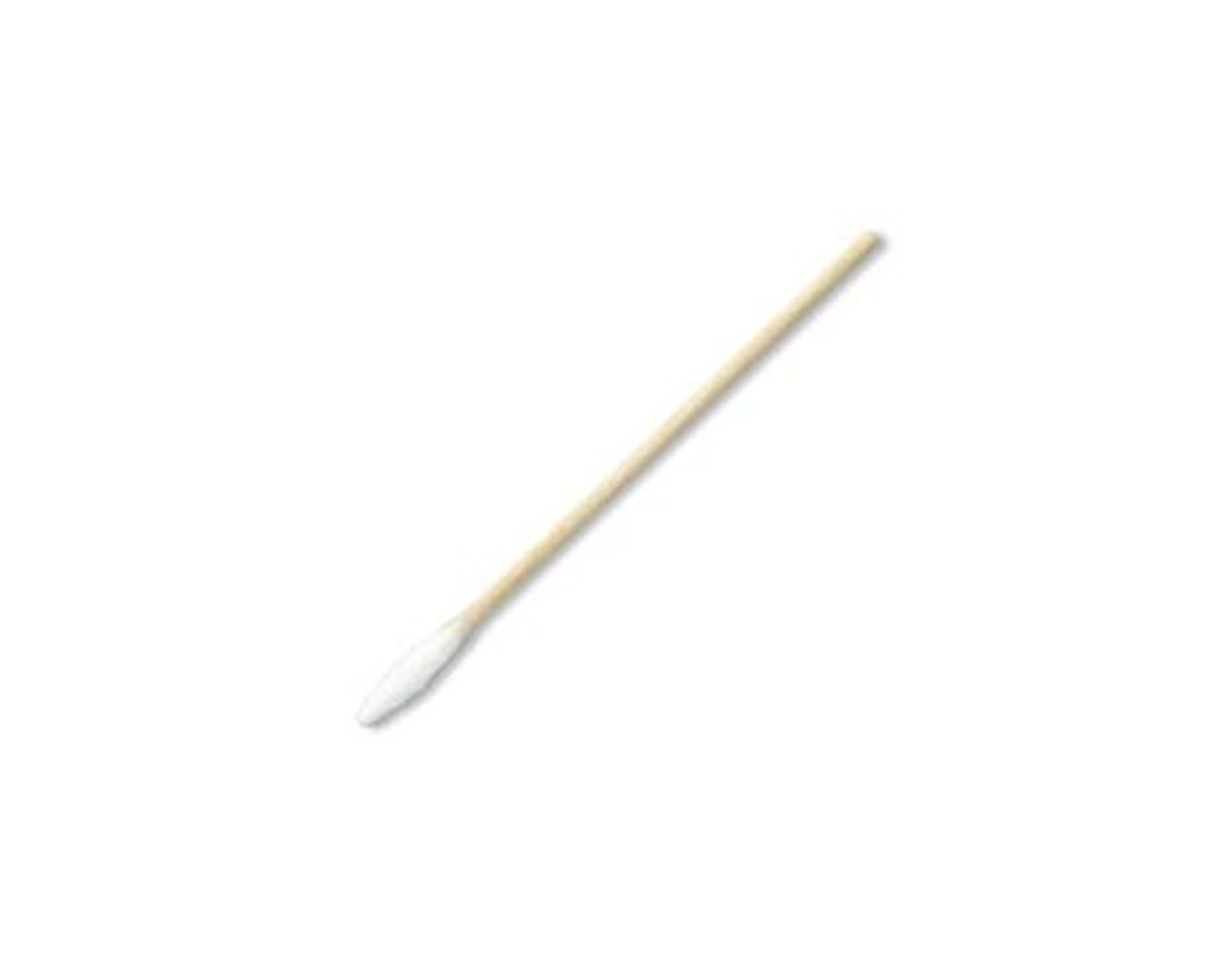 Tapered Mini Cotton-Tipped Applicators with Wood Handle PUR823-WC-
