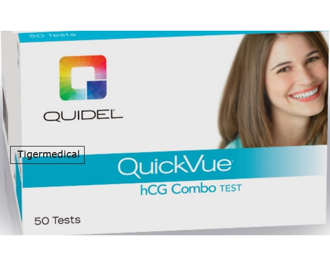 QuickVue One-Step hCG Combo QUI20110
