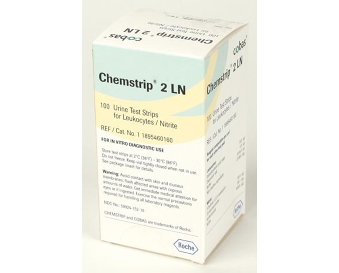 Chemstrip® Urinalysis - 2 LN ROC11895460160