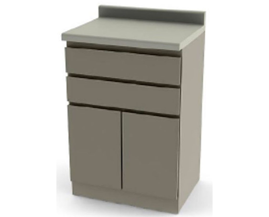 Modular Base Cabinet with Doors UMF6014