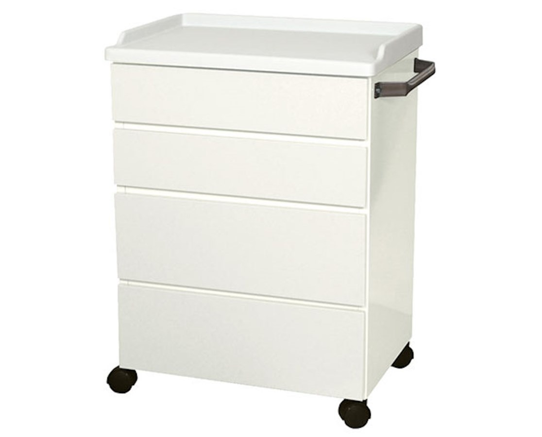 6204 Mobile Treatment and Supply Cabinet UMF6204-