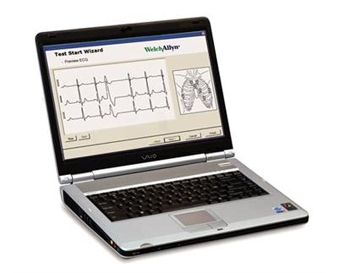 PCH-100 Office Holter Software WEL101510