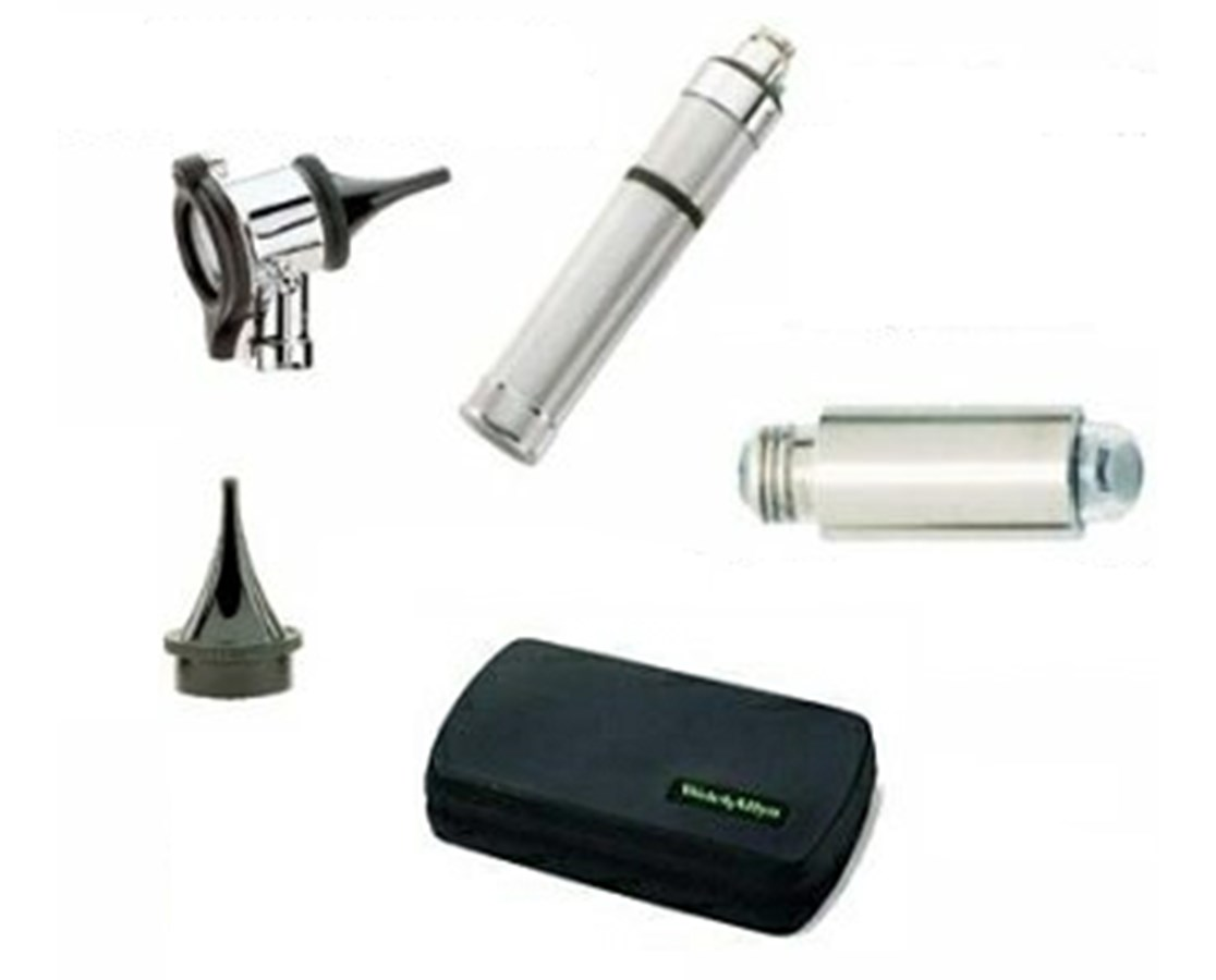 Pneumatic Otoscope Set WEL20270