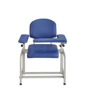 Padded Blood Drawing Chair ADI997-01-BLK-