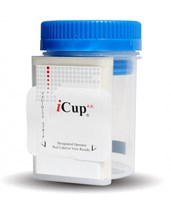 Toxicology Icup® A.D. (All Inclusive Cup) - 25/bx ALEI-DUE-187-071-