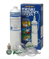 Lif-O-Gen® Portable Emergency Oxygen Kit ALL31-01-0500-