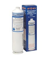 Additional Oxygen Cylinder for Lif-O-Gen Portable Oxygen Kit ALL31-01-0510