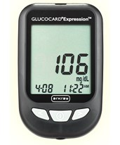 GLUCOCARD Expression Meter Kit ARK571100