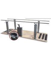 Electric Bariatric Platform Parallel Bars ARMAM-TM705-