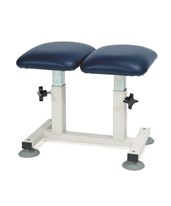 Two Section Deluxe Flexion Stool with Rubber Cups ARMAM855