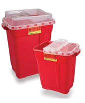 Extra Large Sharps Collector with Hinged Top BD305615-1-