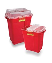 Extra Large Sharps Collector with Slide Top BD305616-1-