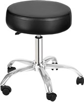 Height Adjustable Lux Exam Stool BOSB240-
