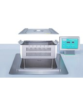 Tri-Clean Recessed Ultrasonic Cleaner with Heat BRAU-10LHREC-