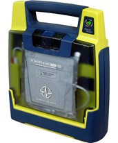 Powerheart AED G3 Plus Automatic AED Defibrillator CAR9390E-1001P-