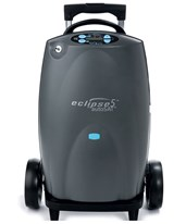 Eclipse 5 Portable Oxygen Concentrator  - Continuous and Pulse Flow CHR6900-SEQ-