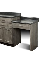 Fashion Finish Wall Mounted Side Desk CLI076-FP_P3-